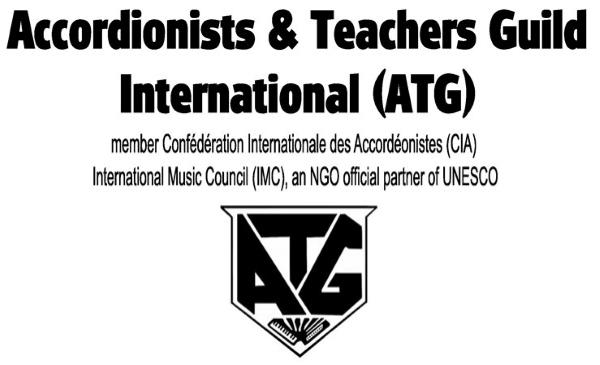 Accordionists & Teachers Guild International  Logo